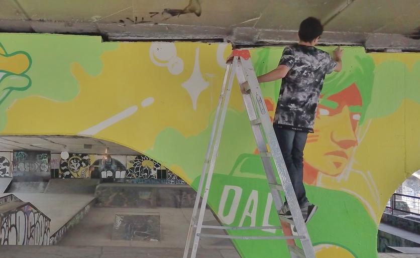El poder de un mural para cambiar el mundo 1