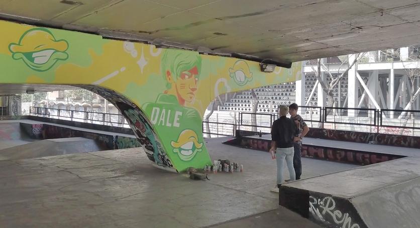 El poder de un mural para cambiar el mundo 2