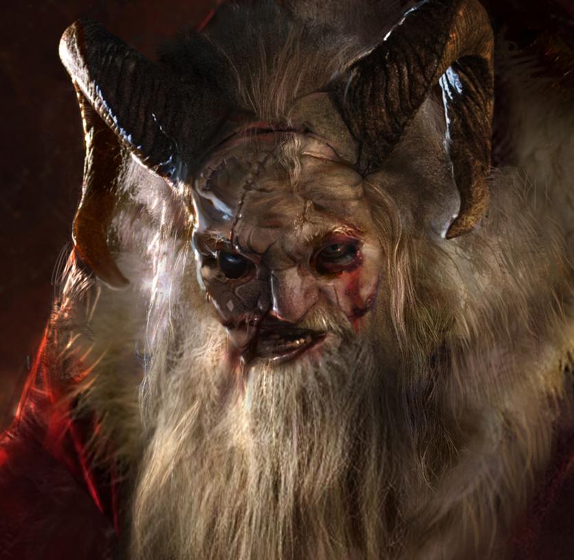 La historia del demonio que inspiró a Santa Claus 1