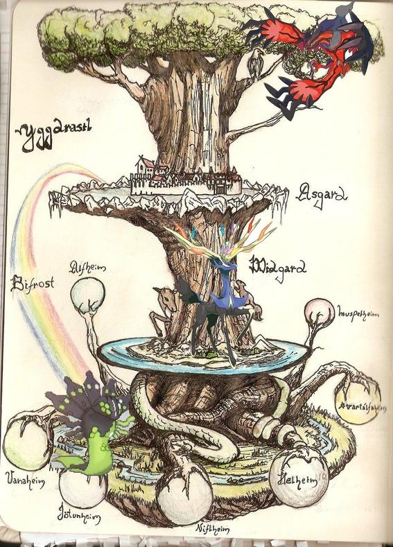 mitologia nordica 6