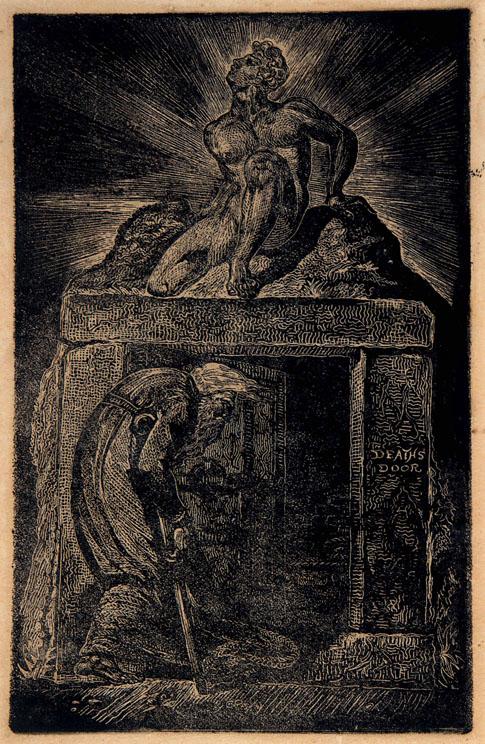 Obras de William Blake para conocer cómo inició lo romántico 0
