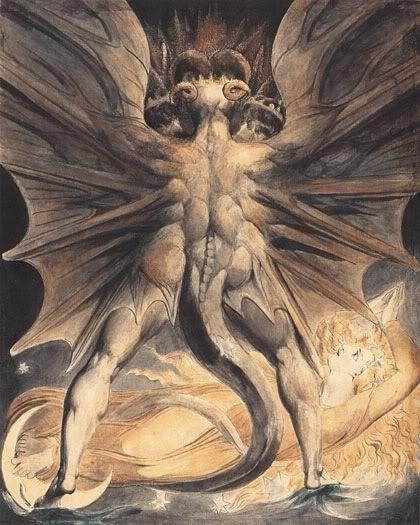 Obras de William Blake para conocer cómo inició lo romántico 1