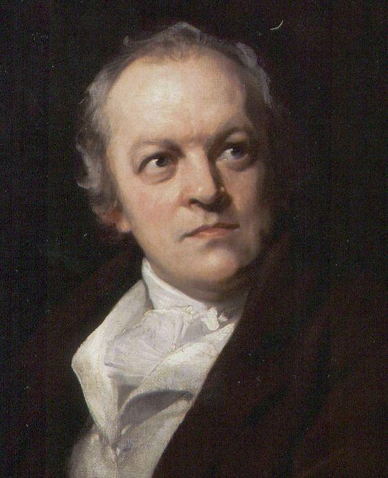 Obras de William Blake para conocer cómo inició lo romántico 2