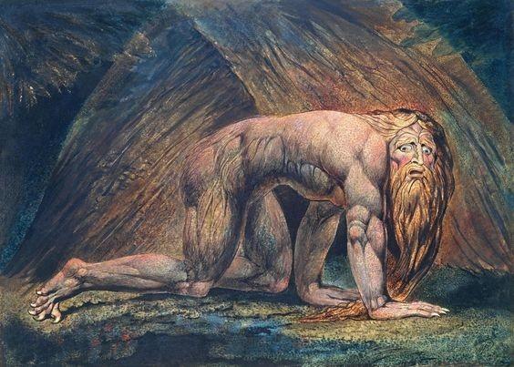 Obras de William Blake para conocer cómo inició lo romántico 3