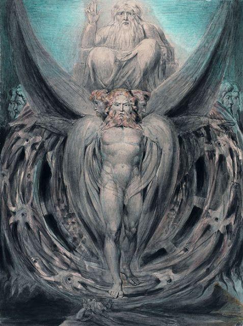 Obras de William Blake para conocer cómo inició lo romántico 6