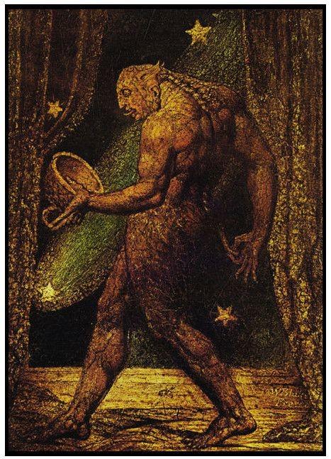 Obras de William Blake para conocer cómo inició lo romántico 5