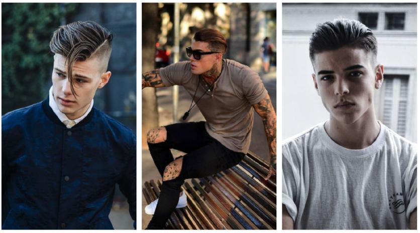 8 cortes de cabello perfectos para hombres sin barba 3