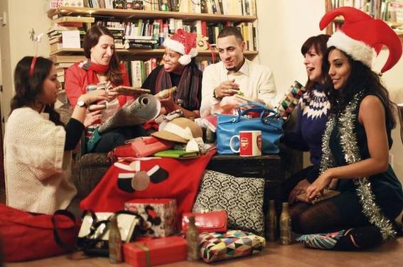 como sobrevivir a la navidad 2