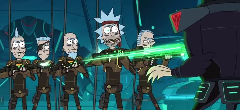 Guía básica para comenzar a ver 'Rick and Morty' 0