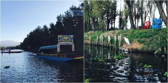 rutas xochimilco 2