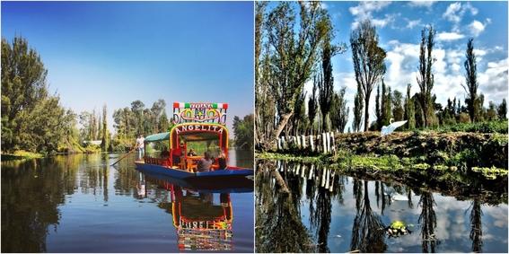 rutas xochimilco 4