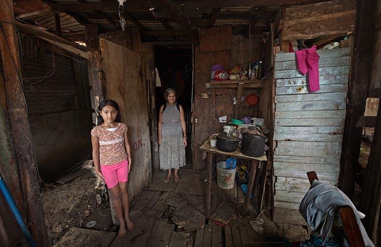 10 fotografías históricas de cómo se vive la pobreza en América Latina 1