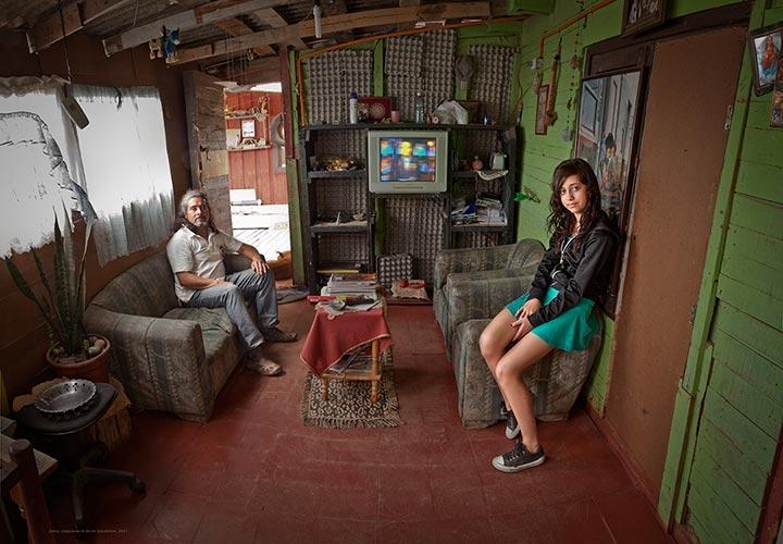 10 fotografías históricas de cómo se vive la pobreza en América Latina 2