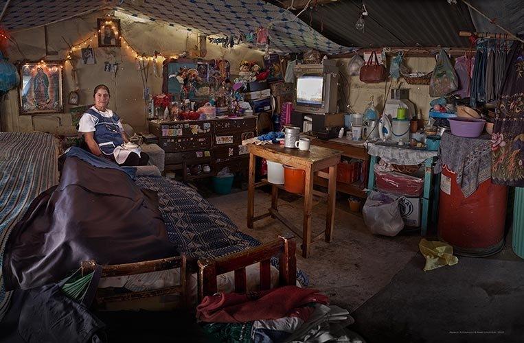 10 fotografías históricas de cómo se vive la pobreza en América Latina 4