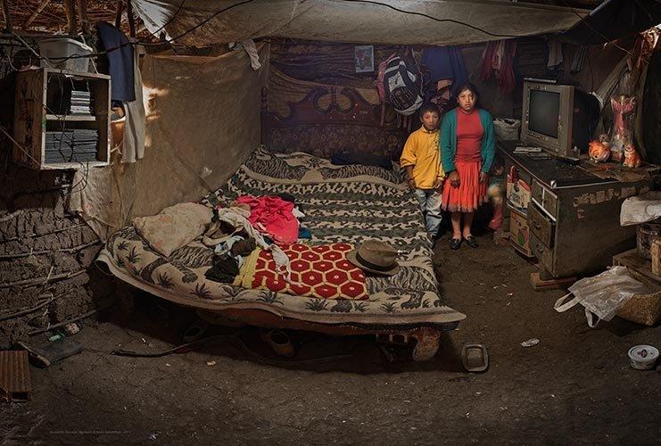 10 fotografías históricas de cómo se vive la pobreza en América Latina 5