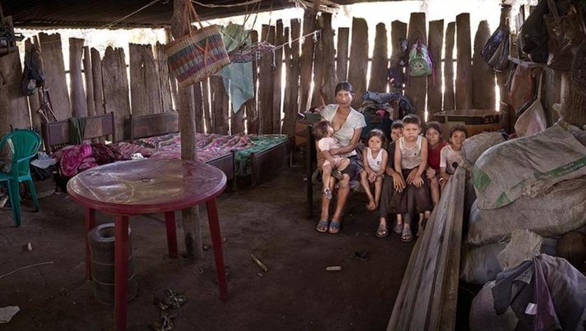 10 fotografías históricas de cómo se vive la pobreza en América Latina 6