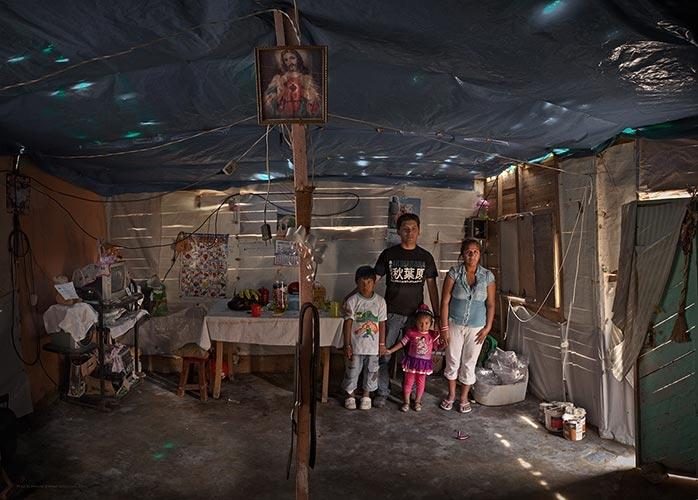10 fotografías históricas de cómo se vive la pobreza en América Latina 7