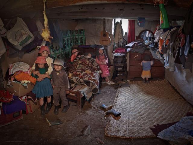 10 fotografías históricas de cómo se vive la pobreza en América Latina 8