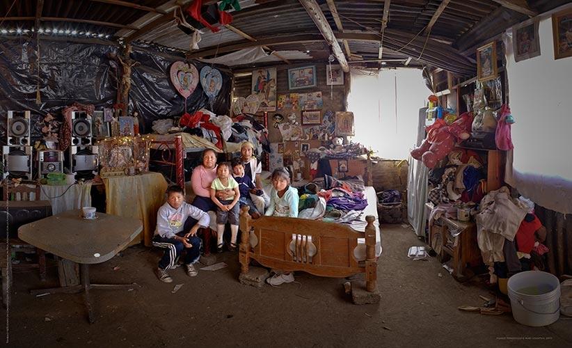 10 fotografías históricas de cómo se vive la pobreza en América Latina 9