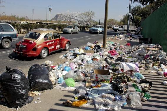 fotografias de basura en el mundo 1