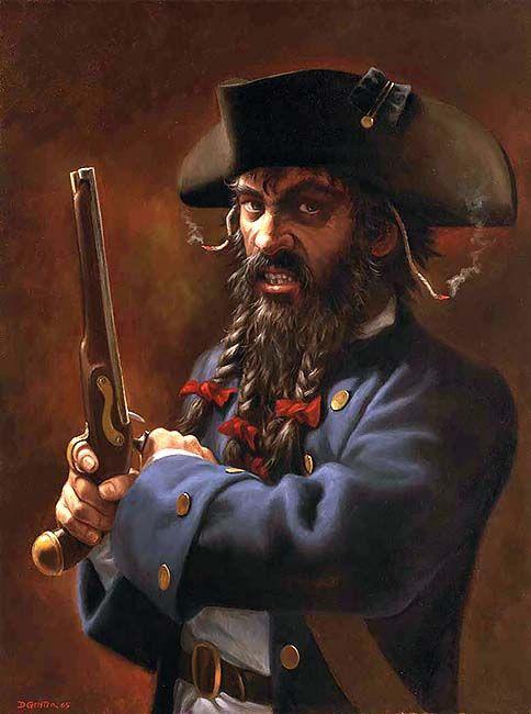 La leyenda del Holandés Errante: el capitán que condenó a su barco a navegar por la eternidad a través de los mares del mundo 0