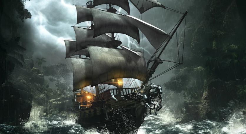 La leyenda del Holandés Errante: el capitán que condenó a su barco a navegar por la eternidad a través de los mares del mundo 1