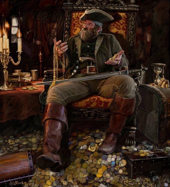 La leyenda del Holandés Errante: el capitán que condenó a su barco a navegar por la eternidad a través de los mares del mundo 2