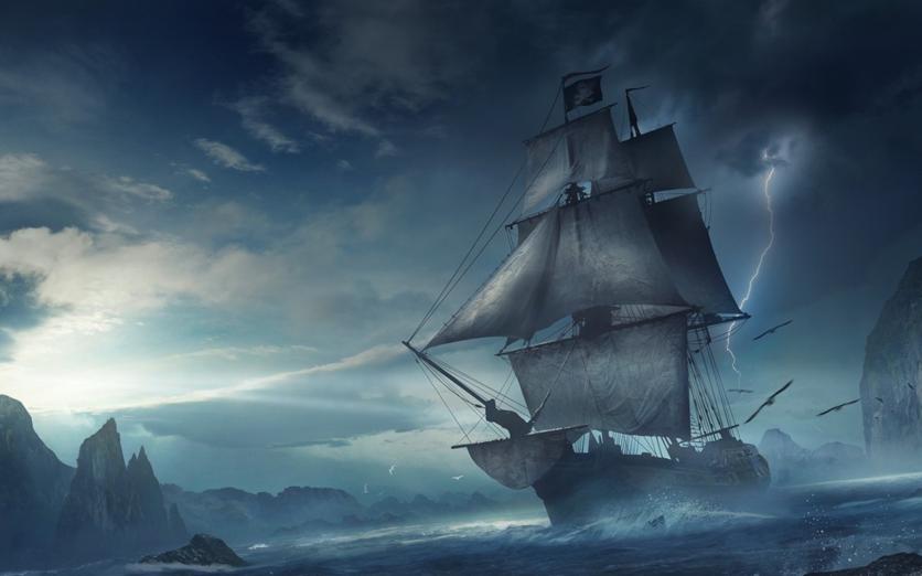La leyenda del Holandés Errante: el capitán que condenó a su barco a navegar por la eternidad a través de los mares del mundo 3