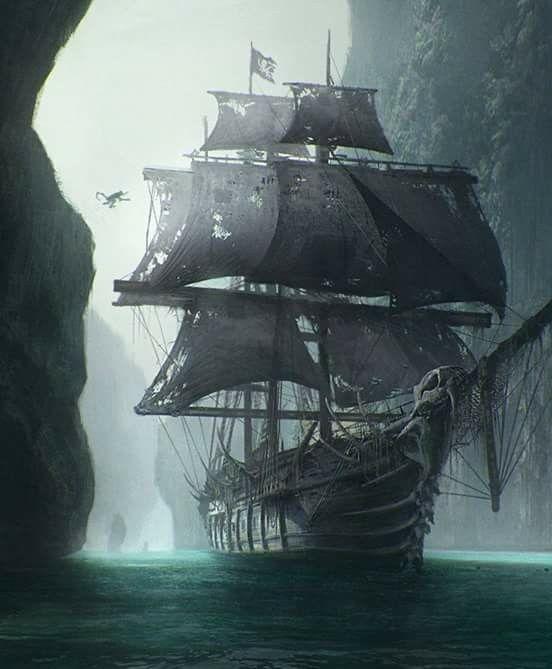 La leyenda del Holandés Errante: el capitán que condenó a su barco a navegar por la eternidad a través de los mares del mundo 6