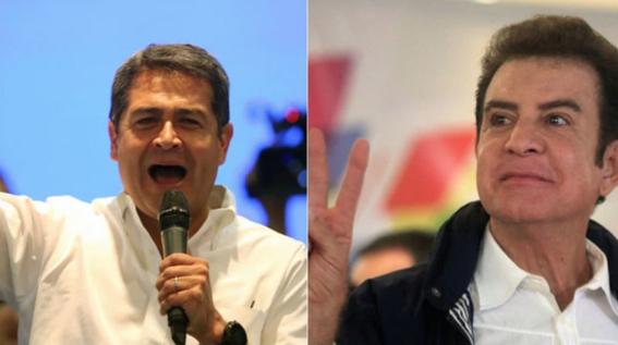 caos en honduras por los resultados de las elecciones 1