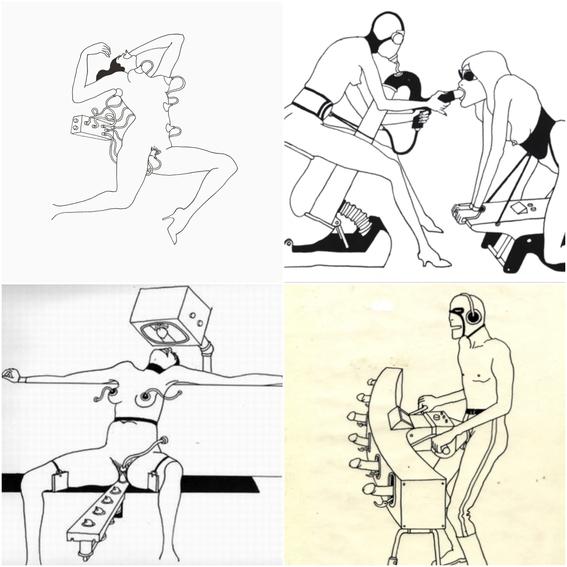 ilustraciones de tomi ungerer 1