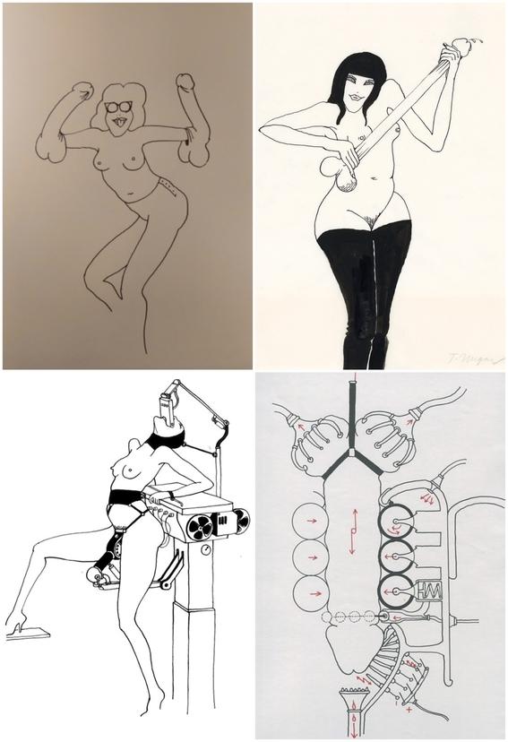 ilustraciones de tomi ungerer 5