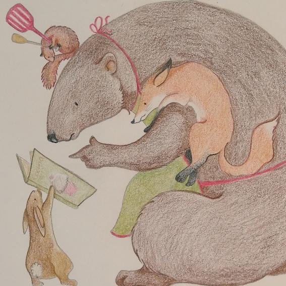 ilustraciones de sharon barcs 7