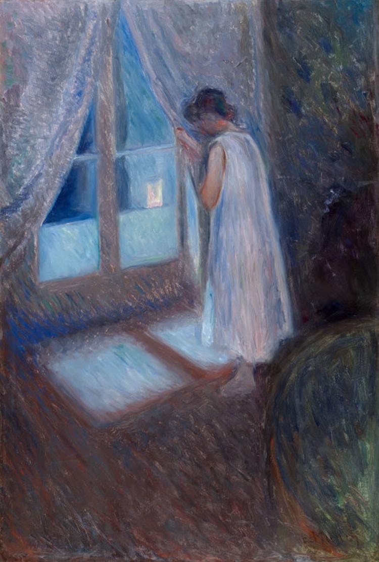 7 pinturas de Edvard Munch que te acompañarán en tus momentos de tristeza y desesperación 1