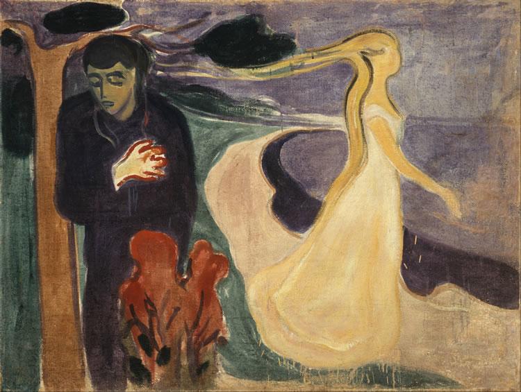 7 pinturas de Edvard Munch que te acompañarán en tus momentos de tristeza y desesperación 4