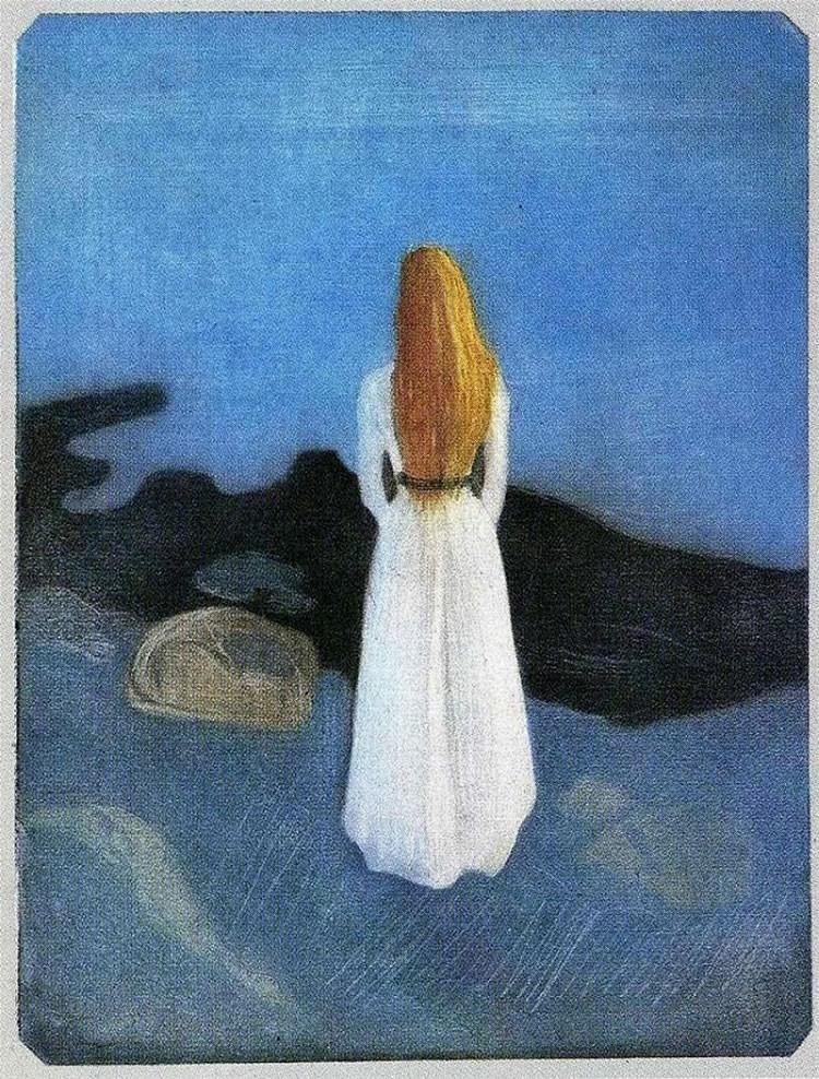 7 pinturas de Edvard Munch que te acompañarán en tus momentos de tristeza y desesperación 5