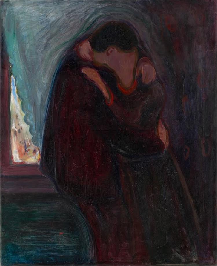 7 pinturas de Edvard Munch que te acompañarán en tus momentos de tristeza y desesperación 6