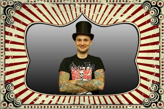 iron circus tattoo 1