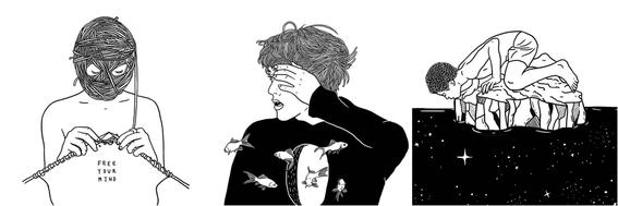 ilustraciones de leslie molina 1