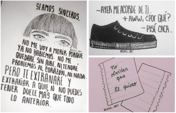 ilustraciones para superar al amor de tu vida 2