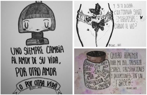 ilustraciones para superar al amor de tu vida 5