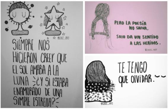 ilustraciones para superar al amor de tu vida 6