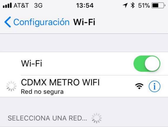 wifi gratis en linea 7 del metro de la ciudad de mexico 1