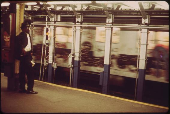 fotografias del metro de nueva york 1