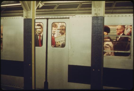 fotografias del metro de nueva york 8