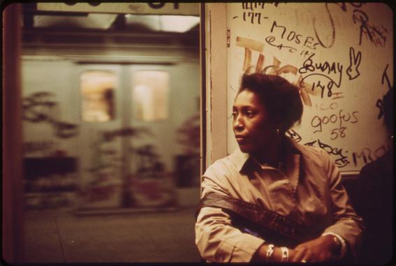 fotografias del metro de nueva york 10