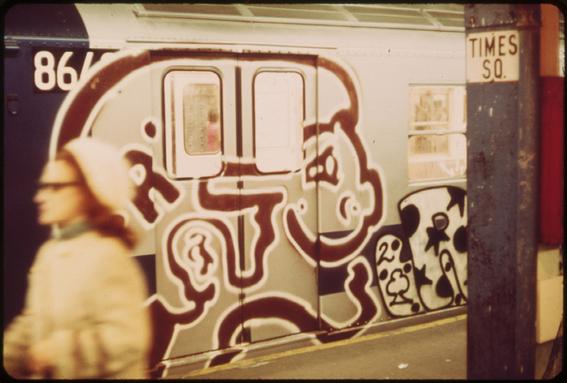 fotografias del metro de nueva york 3