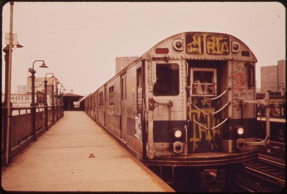 fotografias del metro de nueva york 5