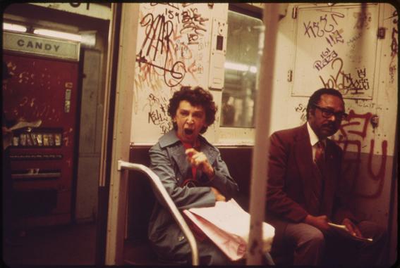 fotografias del metro de nueva york 7