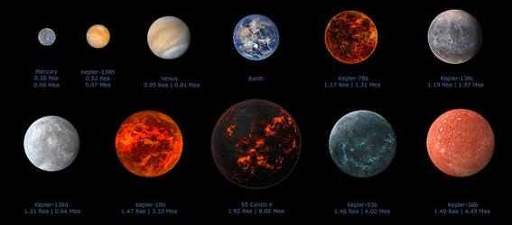 exoplaneta es una supertierra 2